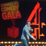 Channel 4 Comedy Gala - Alan Carr - O2