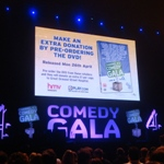 Channel 4 Comedy Gala - DVD - O2