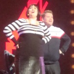Channel 4 Comedy Gala - James Corden's Smithy - Ruth Jones's Nessa - O2