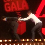 Channel 4 Comedy Gala - Michael McIntyre - Alex Reid - O2
