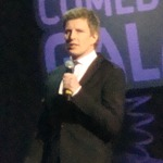 Channel 4 Comedy Gala - Patrick Kielty - O2