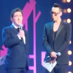Channel 4 Comedy Gala - Rob Brydon - Gok Wan - O2