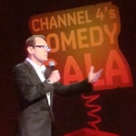 Channel 4 Comedy Gala - Sean Lock - O2