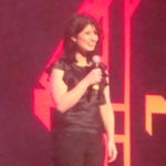 Channel 4 Comedy Gala - Shappi Khorsandi - O2