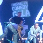 Channel 4 Comedy Gala - Stomp - Alan Carr - O2