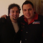 Premier League Darts - Brighton - Adrian Lewis