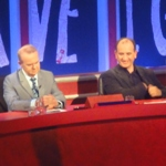 Have I Got News For You - Ian Hislop - Armando Iannucci - London Studios