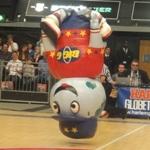Harlem Globetrotters - Wembley Arena (2)